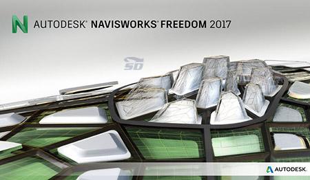 نرم افزار مشاهده فایل های NWC و DWF ناویس ورک - Autodesk Navisworks Freedom 2017