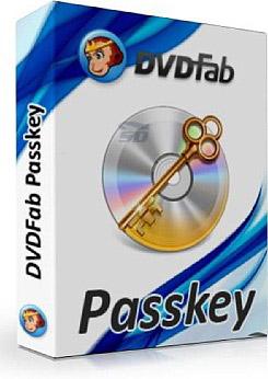 نرم افزار عبور از قفل DVD و Blu-ray فیلم - DVDFab Passkey 8.2.7.9