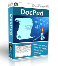 نرم افزار حرفه ای ویرایش متن - DocPad 17