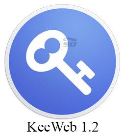 نرم افزار ذخیره اکانت ها و پسورد ها - KeeWeb 1.2