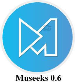 نرم افزار پخش کننده آهنگ - Museeks 0.6