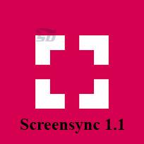 نرم افزار عکسبرداری از صفحه دسکتاپ - Screensync 1.1