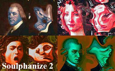 نرم افزار ایجاد تصاویر طنز متحرک - Soulphanize 2