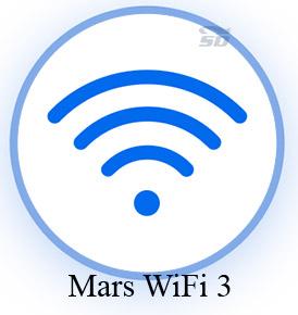 دانلود نرم افزار اشتراک گذاری اینترنت لپ تاپ Mars WiFi 3