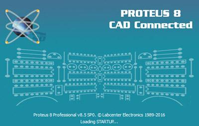 نرم افزار شبیه سازی مدرارات الکترونیکی - Proteus Professional 8.5