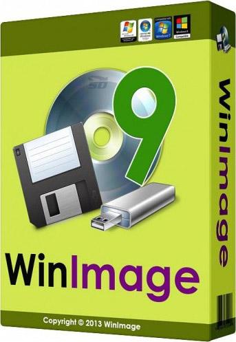 نرم افزار ایجاد و ویرایش فایل های ایزو - WinImage Professional 9.0