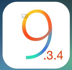 حذف جیلبریک در آپدیت 9.3.4 اپل