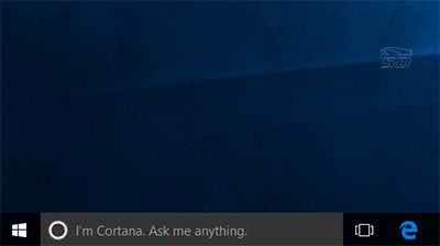 آموزش مخفی کردن کورتانا در ویندوز 10