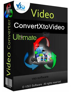 نرم افزار تبدیل انواع فرمت های تصویری - VSO ConvertXtoVideo Ultimate 2