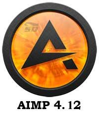 نرم افزار پخش فایل های صوتی - AIMP 4.12
