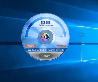 نرم افزار استخراج فیلم از دی وی دی - 1CLICK DVD Converter 3.1.1