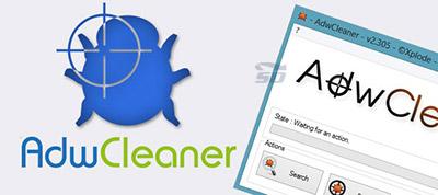نرم افزار ضد تبلیغات اینترنتی - AdwCleaner 6.042
