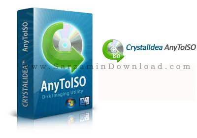 نرم افزار تبدیل Image به فرمت ISO (ایزو) - AnyToISO Professional 3.7.4