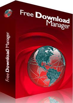 نرم افزار مدیریت دانلود - Free Download Manager 5.1.22