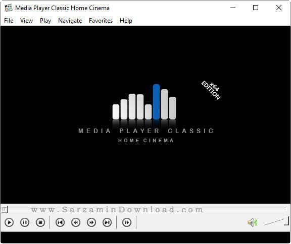 مدیا پلیر کلاسیک به همراه مجموعه پلاگین ها - K-Lite Mega Codec Pack 12.7.5