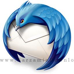 نرم افزار مدیریت ایمیل - Mozilla Thunderbird 45.6