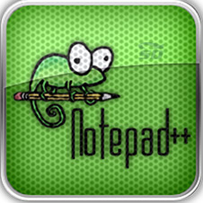 نرم افزار حرفه ای نوت پد برای برنامه نویسان - Notepad++ 7.3