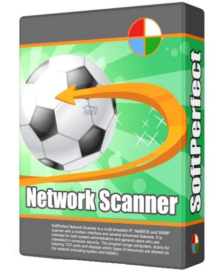 نرم افزار اسکن شبکه - SoftPerfect Network Scanner 7.0.2