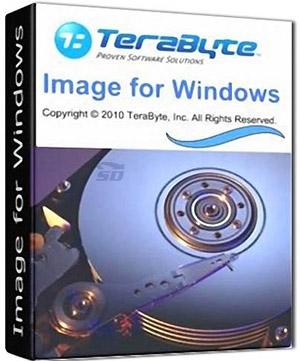 نرم افزار بکاپ گیری از ویندوز - TeraByte Unlimited Image For Windows 3.05