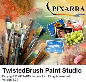 نرم افزار کشیدن نقاشی - TwistedBrush Pro Studio 23.03