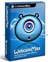 نرم افزار وب کم مجازی - Webcam Max 8.0.3