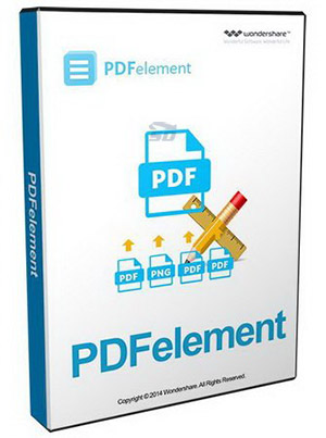 نرم افزار ویرایش فایلهای پی دی اف - Wondershare PDFelement 5.12.1