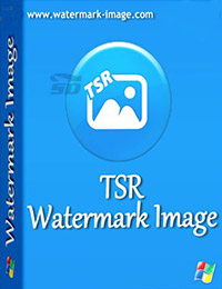 نرم افزار قرار دادن کپی رایت (واترمارک) بر روی عکس - TSR Watermark Image Pro 3.5.7