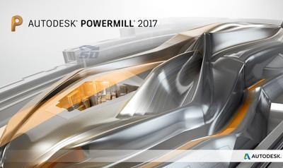 نرم افزار مهندسی برای ماشین کاری قطعات صنعتی (برای ویندوز) - Autodesk PowerMill 2017 SP5 Windows