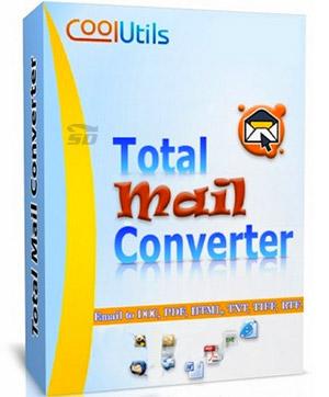 نرم افزار مدیریت ایمیل (برای ویندوز) - Total Mail Converter 5.1 Windows
