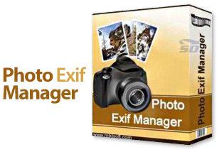 نرم افزار ویرایش تگ های عکس (برای ویندوز) - Photo Exif Manager 3.0 Windows