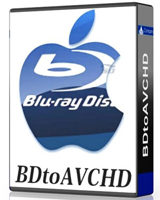 نرم افزار تبدیل بلوری به دی وی دی (برای ویندوز) - BDtoAVCHD 2.7 Windows
