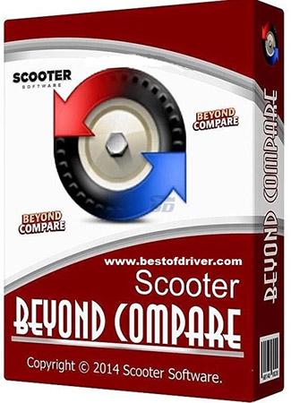 نرم افزار مقایسه فایل ها و درایوها (برای ویندوز) - Beyond Compare 4.2 Windows