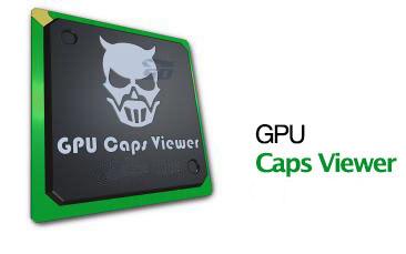 نرم افزار مشاهده اطلاعات کارت گرافیک (برای ویندوز) - GPU Caps Viewer 1.49.2 Windows