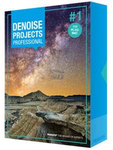 نرم افزار افزایش کیفیت و کاهش نویز عکس (برای ویندوز) - Franzis DENOISE Projects Professional 2.27 Windows