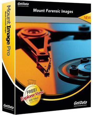 نرم افزار درایو مجازی (برای ویندوز) - GetData Mount Image Pro 6.2 Windows