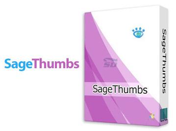 نرم افزار نمایش و تبدیل فایل های تصویری (برای ویندوز) - SageThumbs 2 Windows