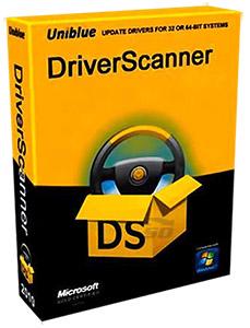 نرم افزار آپدیت درایورهای ویندوز (برای ویندوز) - Uniblue DriverScanner 4.1.1 Windows