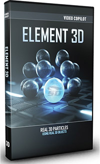 نرم افزار پلاگین سه بعدی المنت (برای ویندوز) - Video Copilot Element 3D v2.2 Windows