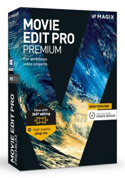 نرم افزار حرفه ای ویرایش فیلم (برای ویندوز) - MAGIX Movie Edit Pro 2017 Premium 16.0.3.1 Windows