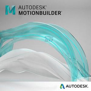 نرم افزار انیمیشن سازی موشن بیلدر (برای ویندوز) - Autodesk Motionbuilder 2018 Windows