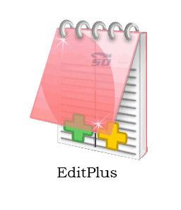 نرم افزار ویرایشگر حرفه ای متن (برای ویندوز) - EditPlus 4.3.1256 Windows