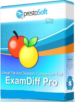 نرم افزار مقایسه فایل ها و فولدرها (برای ویندوز) - ExamDiff Pro Master Edition 9 Windows