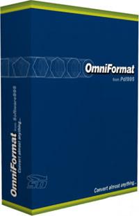 نرم افزار تبدیل فرمت عکس و سندهای اداری (برای ویندوز) - OmniFormat 18.0 Windows