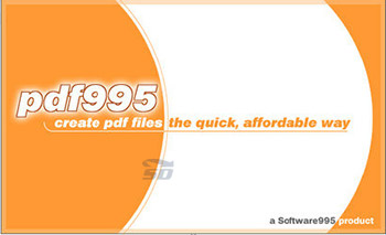 مجموعه نرم افزارهای کار با اسناد اداری  (برای ویندوز) - Pdf995 Printer Driver 18.0 Windows