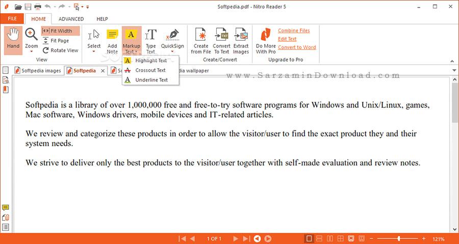 nitro pdf pro 5 free download