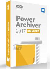 نرم افزار فشرده سازی فایل (برای ویندوز) - PowerArchiver Standard 17.00.92 Windows