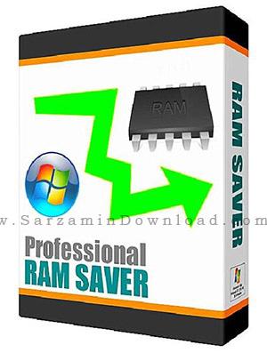 نرم افزار نرم افزار بهینه سازی رم (برای ویندوز) - RAM Saver Professional 17.7 Windows