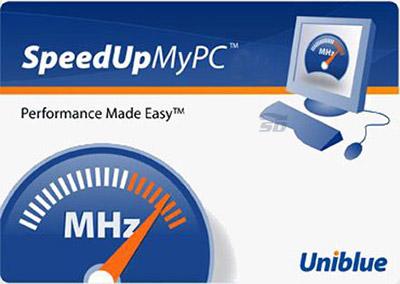 نرم افزار افزایش سرعت ویندوز - SpeedUpMyPC 6.1.0.1 Windows