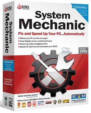 نرم افزار تعمیر کردن کامپیوتر (برای ویندوز) - System Mechanic 16.5.2.232 Windows