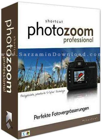 نرم افزار بزرگ کردن تصاویر (برای ویندوز) - Benvista PhotoZoom Pro 7.0.8 Windows